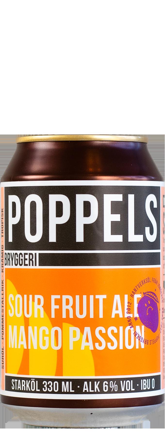 Sour Fruit Ale – Mango Passion